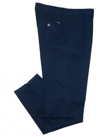 Pertegaz pantalón azul marino