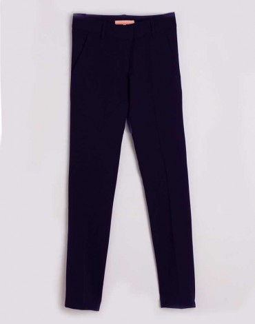 Vilagallo navy blue pants