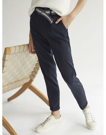 Escorpion navy blue pants