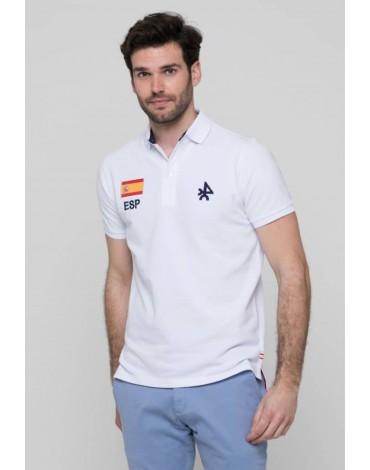Valecuatro white polo Spain