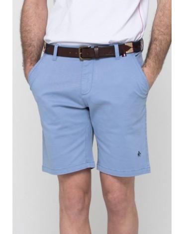 Valecuatro light blue bermuda man