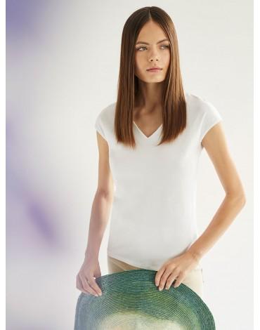 Escorpion basic white t-shirt
