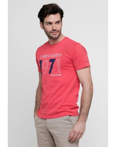 Valecuatro coral t-shirt 1971