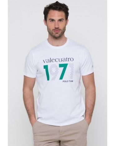 Valecuatro 1971 white t-shirt