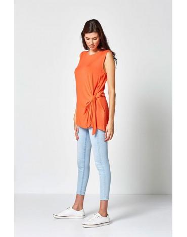 MdM camiseta naranja