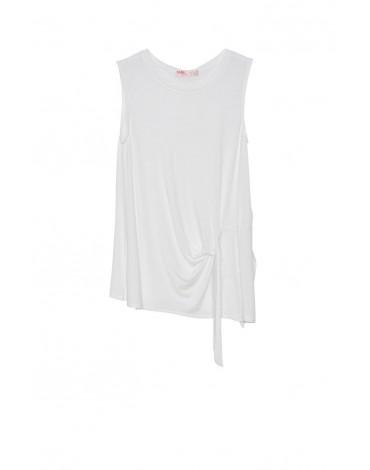 MdM camiseta blanca