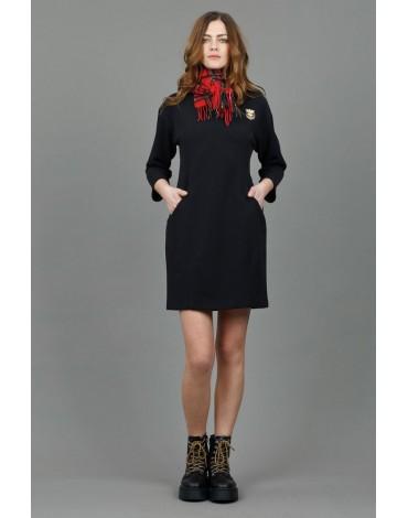 Hongo dress black ribbon