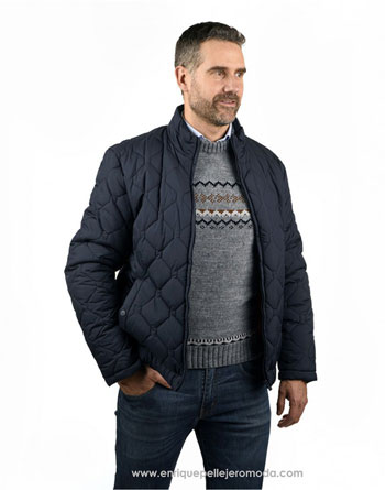 Pertegaz blue jacket
