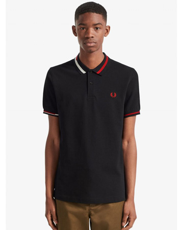 New collection Fred Perry autumn winter 2019 2020