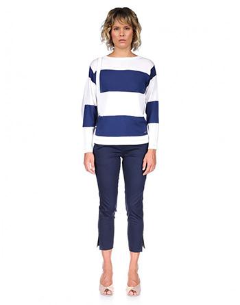 Viriato striped sweater