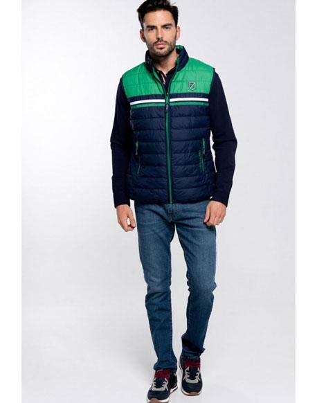Valecuatro reversible padded vest