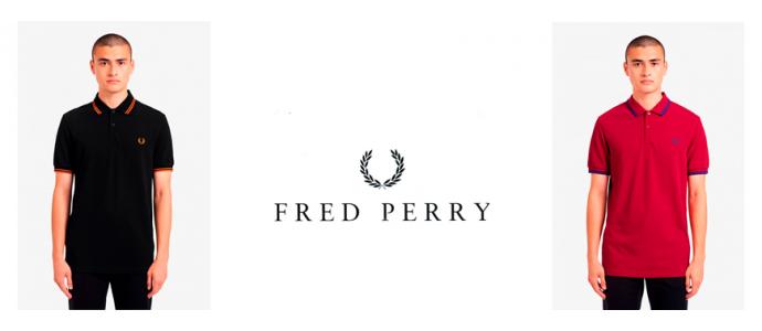 No hay verano sin un polo Fred Perry
